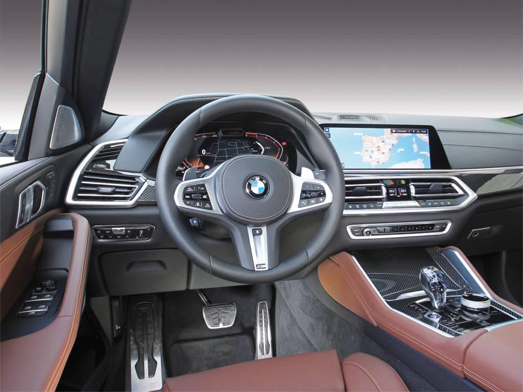 Bmw X6 2020 Interior Em 360 Graus Clicacarros