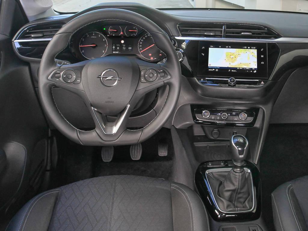 Opel Corsa Interior Em 360 Graus Clicacarros